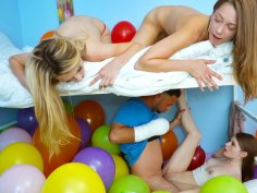 Wild party Faapy party
