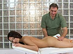 Seduced by an old masseur