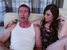 Jennifer White gets her pussy and anus fingerfucked