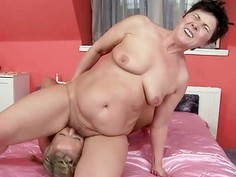 Teens and Grannies Hot Pussy Lick Compilation